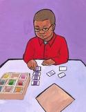 Montessori Art- The Colour Tablets