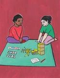 Montessori Art- The Golden Beads
