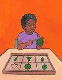 Montessori Art- The Leaf Cabinet