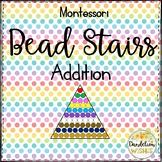 Montessori Bead Bar Addition - Equal or Not?