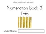 Montessori Bead Bar Book 3 - Tens