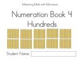 Montessori Bead Bar Book 4 - Hundreds