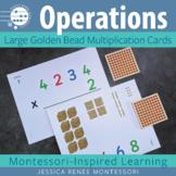 Montessori Big Card Multiplication