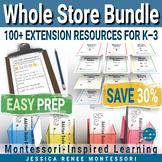 Jessica Renee Montessori Whole Store Bundle