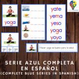 Montessori Serie Azul Completa en Español
