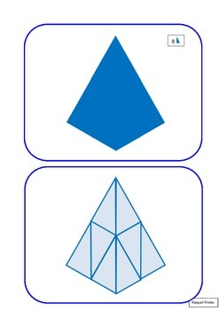 Montessori Blue Triangles Extensions