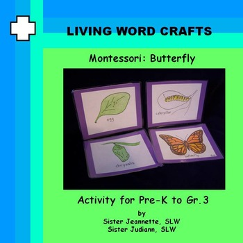 Montessori: Butterfly Pre-K to Gr.3