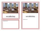 Montessori Card Template - Editable