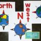 Montessori Cardinal Directions