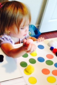Montessori Cards, Color Patterns, and More!