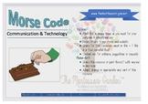 Montessori Classified Cards: The Morse Code
