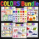 Montessori Color BUNDLE Learning Pack