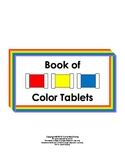 Montessori Color Box 2 - Control Book and printables