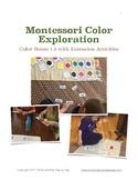 #MontessoriLove Color Exploration Super Pack