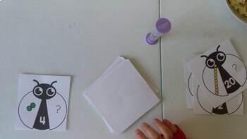 Montessori Adding doubles activities