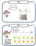 Marigold Math - A Visual Math Program - 1st Grade Bundle