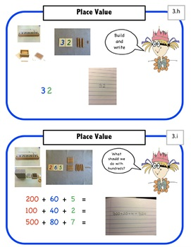 Marigold Math - A Visual Math Program - 1st Grade Bundle