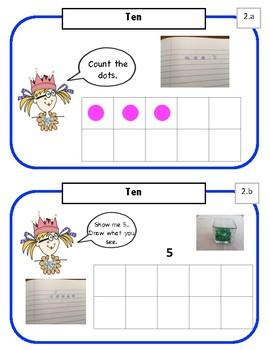 Marigold Math - Visual Math Program - 1st Grade - free sample