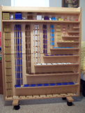 Montessori Complete Bead Materials and Roller Cabinet