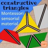 Montessori Constructive Triangles
