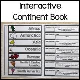 Montessori Continent Book