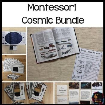 Montessori Cosmic Bundle