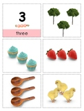 Montessori Counting Work--Preschool Math
