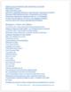 Montessori Curriculum List & Resources {Printable}