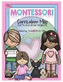 Montessori Curriculum Map