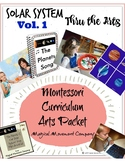 Montessori Curriculum: Solar System thru The Arts Vol. 1