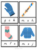 Montessori Activities Pack - December Themed