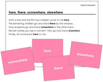 Montessori Elementary Grammar Boxes #2 - 9  Bundle