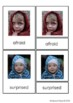 Montessori Emotions Nomenclature Cards