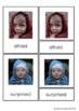 Montessori Emotions Nomenclature Cards