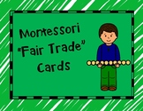 Montessori Fair Trade Cards