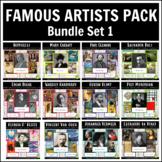 Montessori Famous Artists Bundle Set 1