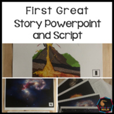 Montessori First Great Story Script and Powerpoint