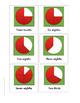 Montessori Fraction Circle Command Cards
