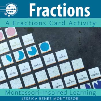 Montessori Fraction Stair