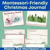 Montessori-Friendly Christmas Journal