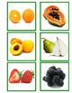 Montessori Fruits Classification Cards