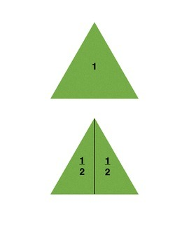 Montessori Geometry Charts- Triangle Series