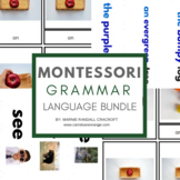 Montessori Grammar Materials Pack
