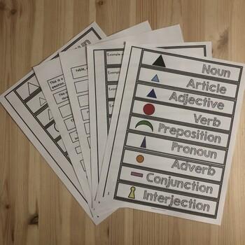 Montessori Grammar Book