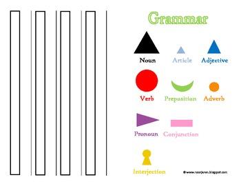 Montessori Grammar Booklet