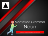 Montessori Grammar: Noun