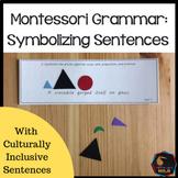 Montessori Grammar Symbolizing