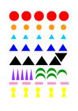 Montessori Grammar Symbols