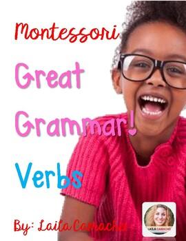 Montessori Grammar Verbs