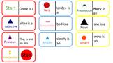 Montessori Grammar symbol loop cards
